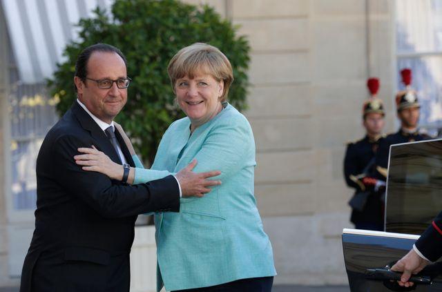 Le cople franco-allemand à l'épreuve de la crise grecque