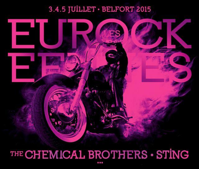 Eurockéennes 2015