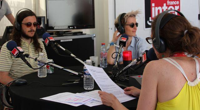 Forever Pavot - Jeanne Added dans Les Oreilles plein les yeux aux Eurockéennes