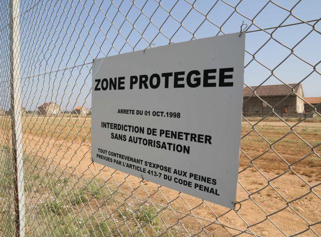 """Le site militaire de stockage de munitions de Miramas a été """"visité"""" dans la nuit de dimanche à lundi."""