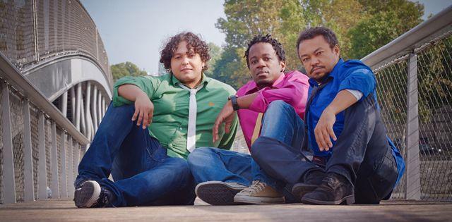 Le trio CAB