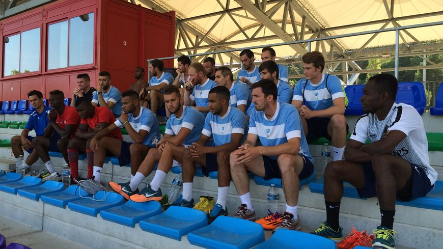 équipe du Trélissac football club