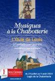 Festival de Musiques à la Chabotterie