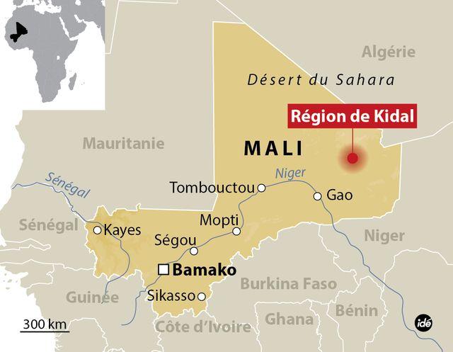 Un chef d'Aqmi tué au Nord Mali
