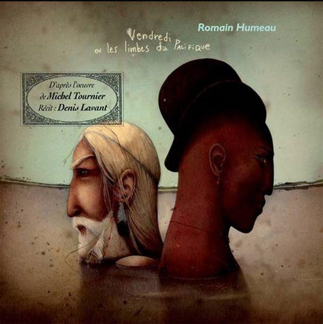 """""""Vendredi ou les limbes du Pacifique"""" revisité par Romain Humeau, le chanteur du groupe Eiffel"""