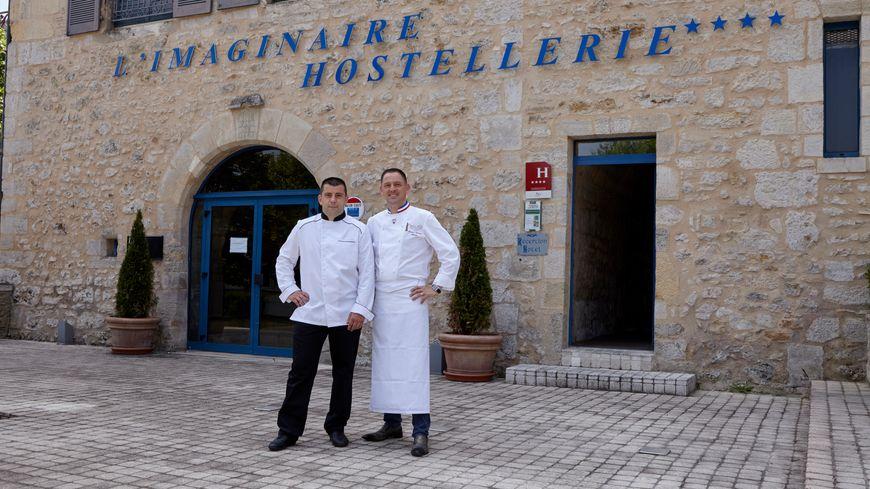 Le restaurant l 39 imaginaire terrasson a un nouveau chef - France bleu orleans cuisine ...