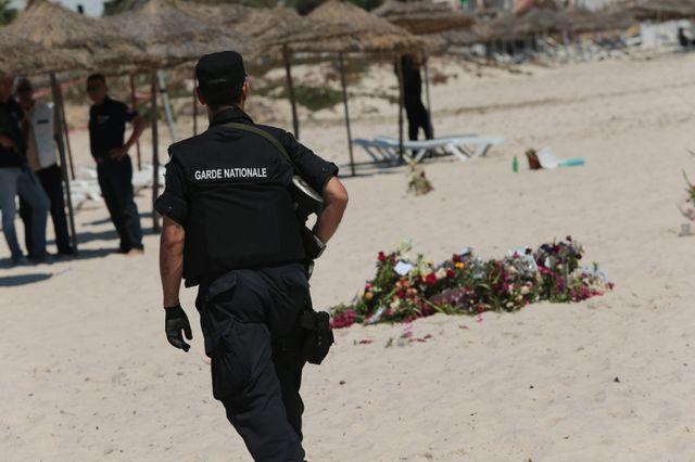 Sur les lieux de l'attentat de Sousse, en Tunisie