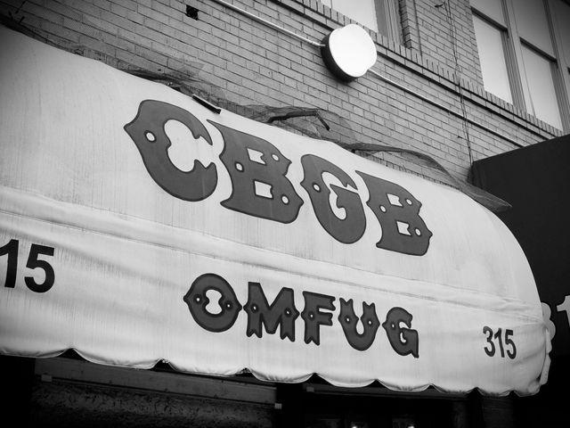 cbgb New York