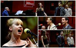 """Concert privé avec la troupe de """"Singin' in the Rain"""""""