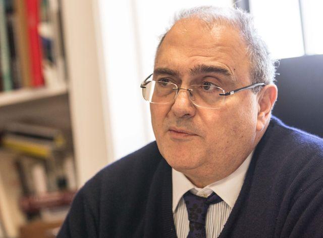Paul Giacobbi, à l'Assemblée nationale