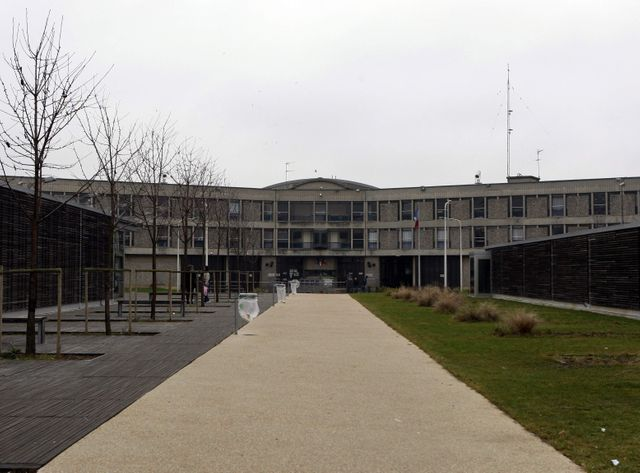 Centre pénitentiaire de Fleury-Merogis