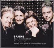 6 arcanto quartett brahms harmonia mundi