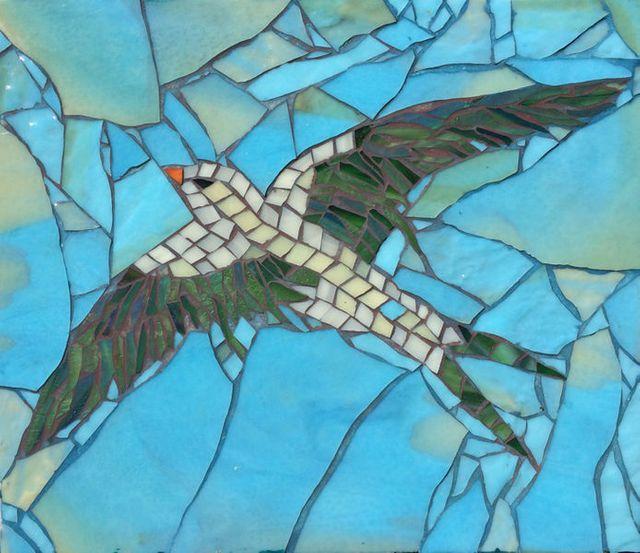 Mosaïc Bird