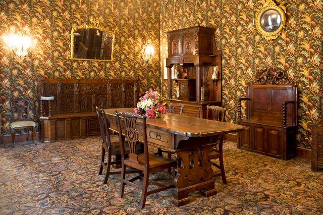 Dans la maison de Victor Hugo