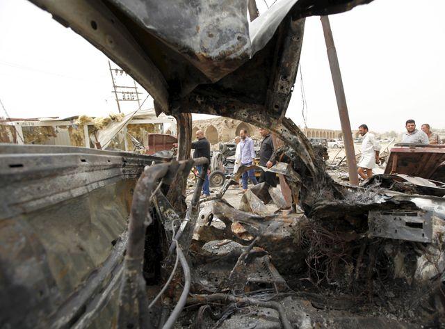 Irak : Au moins 80 morts dans un attentat revendiqué par l'organisation État islamique