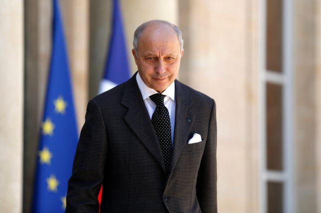 Laurent Fabius, ministre des Affaires étrangères et du Développement international