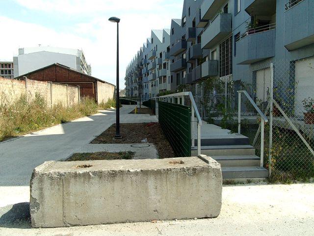 Les Bassins à Flots, à Bordeaux - Architecte en chef : Nicolas Michelin