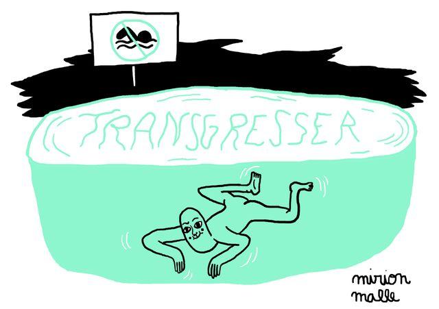Transgresser