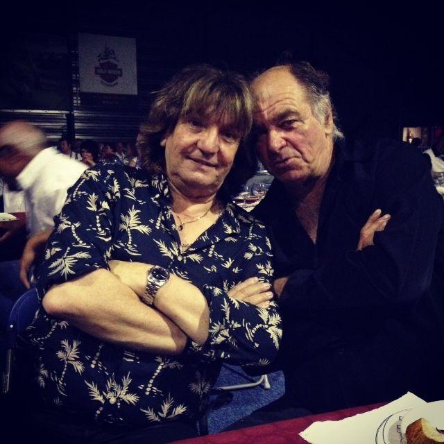 Alain Chanone et Bernard Becker