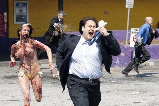 Cannibales et contagieux, les zombies sont la pire des pandémies ! L'homme peut-il y faire face ?