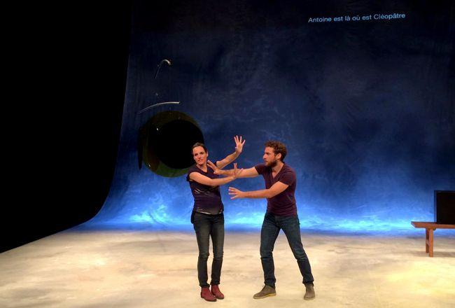 Antoine et Cléopâtre, Tiago Rodrigues