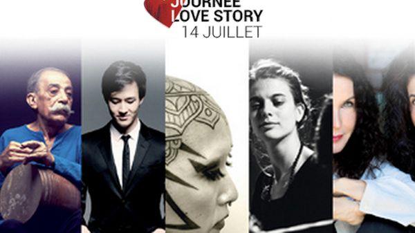 Journée spéciale « Love Story » en direct du festival de Radio France et Montpellier Languedoc- Roussillon