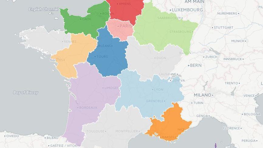 Reforme Territoriale Quelles Competences Pour Les 13 Nouvelles Regions