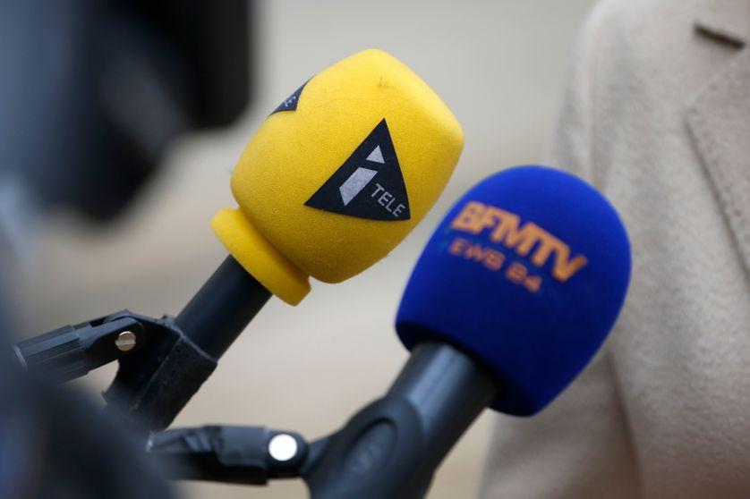 Micros itélé et BFMTV