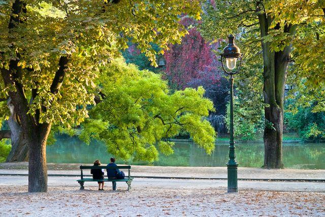 Parc des Buttes-Chaumont, Paris 19è