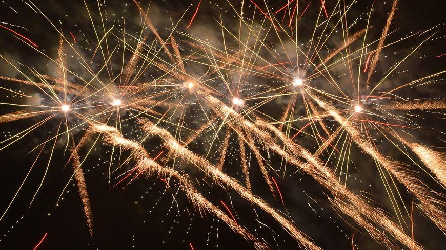 cartes les festivit s et feux d 39 artifice du 15 ao t dans