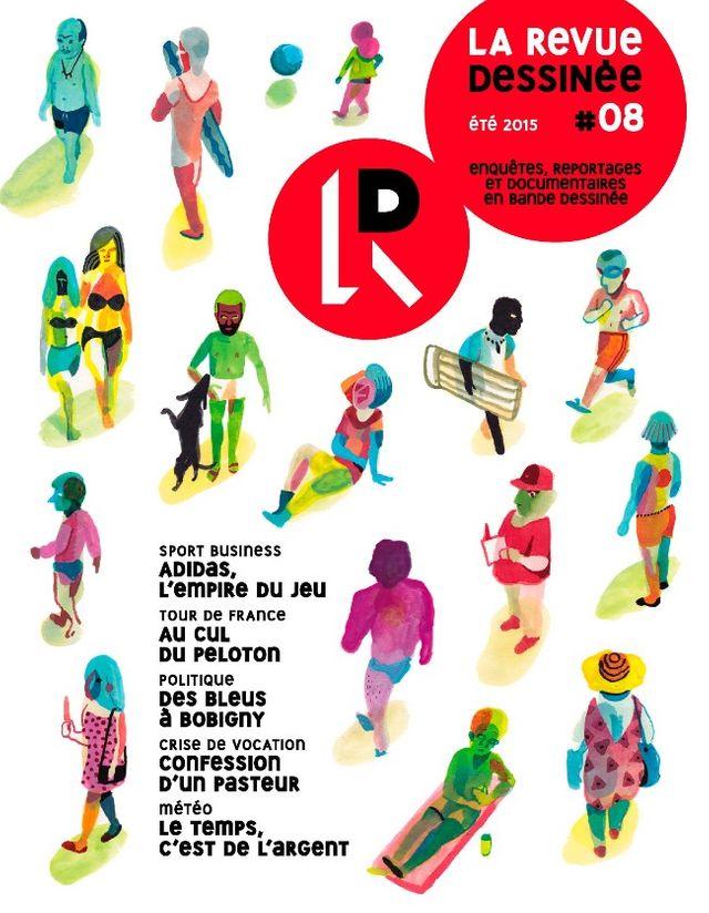 la revue dessinée #8