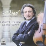 1 Gérard Caussé , alto Virgin Classics Bach