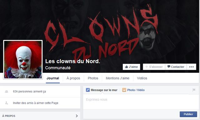 Clowns du Nord