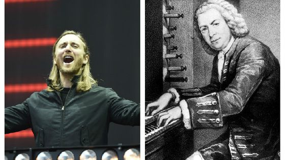 David Guetta VS Jean-Sébastien Bach