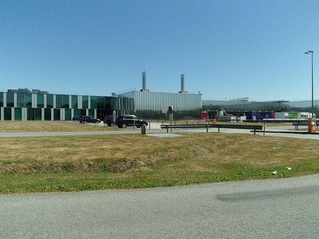 L'usine Aplix, au Cellier - Architecte : Dominique Perrault