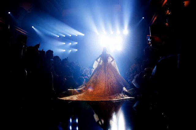 Elie Saab - Fashion Week de Paris - Haute Couture automne/hiver 2015/2016