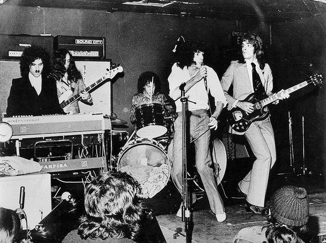 Sparks en 1972