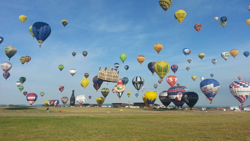 Lorraine Mondial Air Ballons 2015