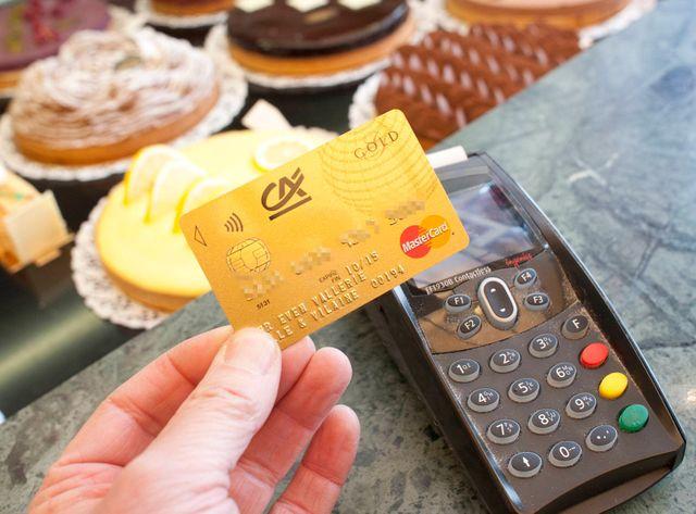 Le paiement sans contact peut être utilisé pour un montant de 20 euros maximum.