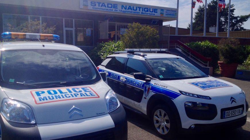 Face aux incivilités et aux agressions, la police municipale en renfort à la piscine du Parc de Belfort.