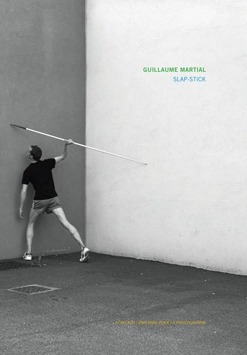 livre slap stick  Guillaume Martial