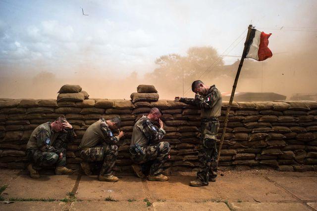 NE PAS UTILISER !!!!!! 14 août 2014, Bambari, République Centrafrique, Opération Sangaris