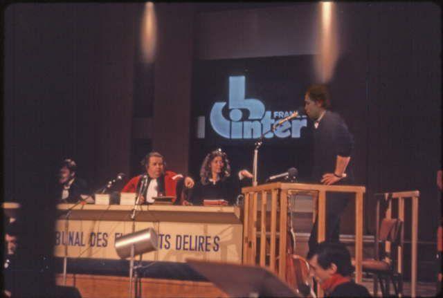 Le Tribunal des Flagrants délires - 17 octobre 1980