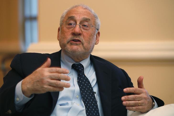 L'économiste Joseph E. Stiglitz