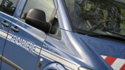 voiture de gendarmerie (illustration)