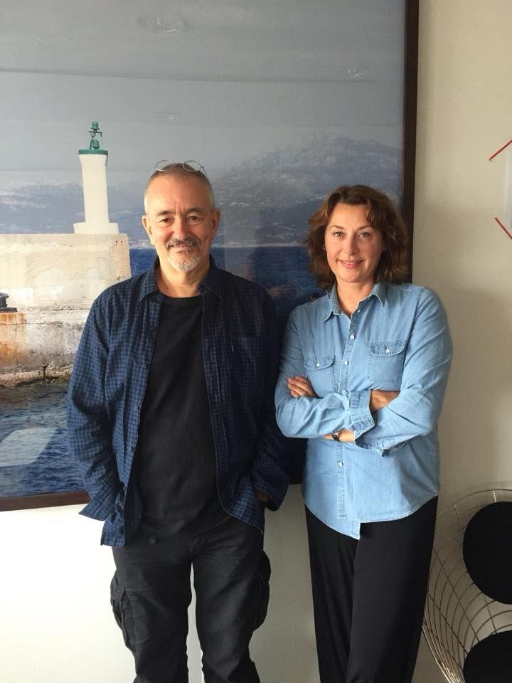 Jean-Jacques Beineix et Catel Muller
