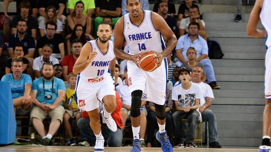 Basket : Le Stéphanois Alexis Ajinca fait une croix sur l'EURO