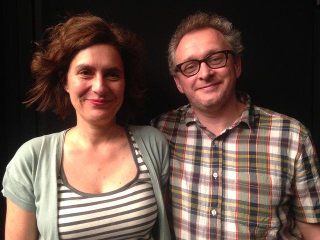 Alessandra Celesia et John McIlduf