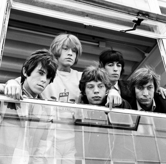 Les Stones au Daily Mirror