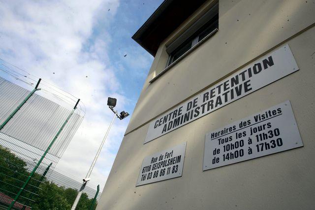Centre de retention administrative du Bas Rhin